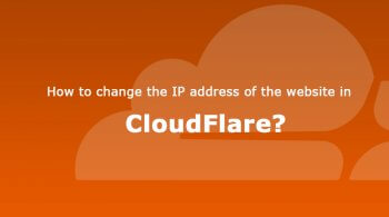 how-to-change-ip-address-of-website-in-cloudflare