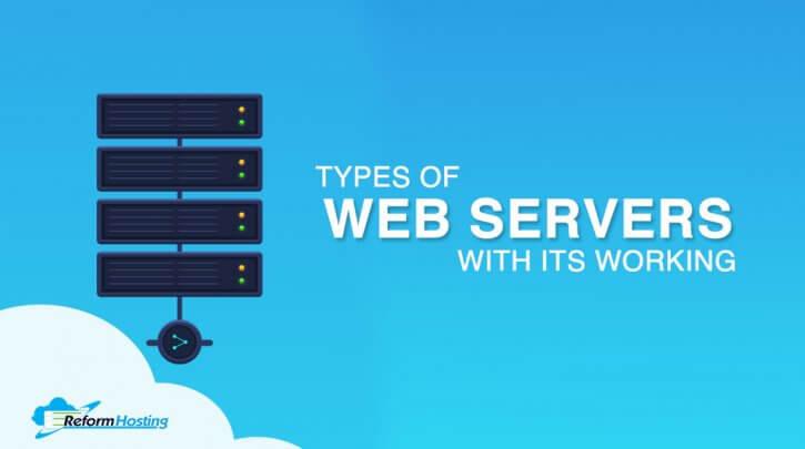 types-of-web-servers